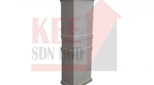 Concrete Pillar 131360